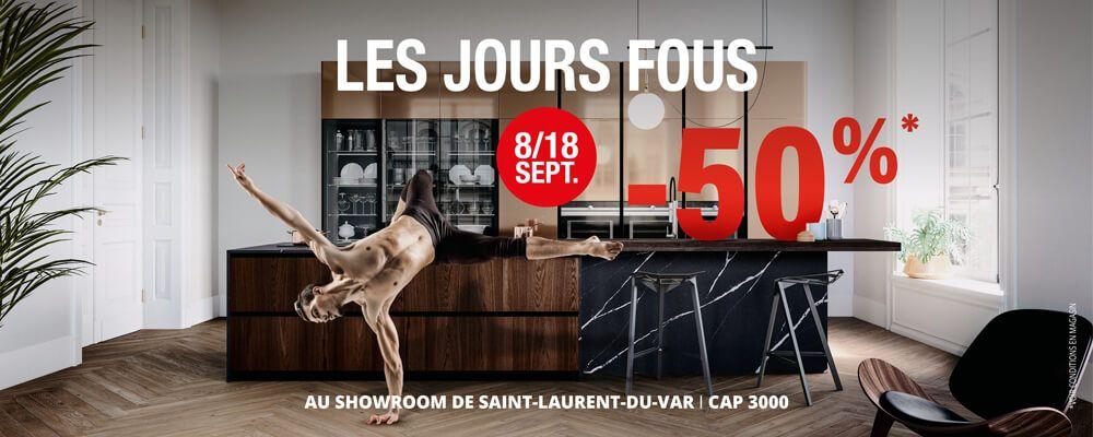 Comocucine magasin cuisine - promo